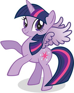 2533cabecf7 ... put tp a listing for a brand new Twilight Sparkle figure titled